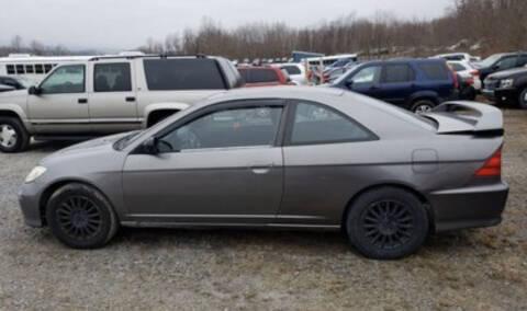 2005 Honda Civic for sale at Penn American Motors LLC in Allentown PA