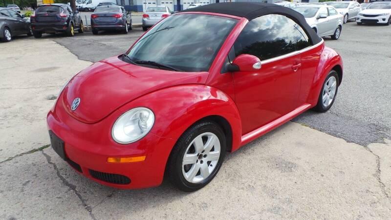 2007 Volkswagen New Beetle Convertible for sale in Upper Marlboro, MD
