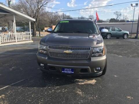 2011 Chevrolet Suburban for sale at EAGLE AUTO SALES in Lindale TX