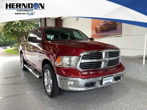 2014 RAM Ram Pickup 1500 for sale at Herndon Chevrolet in Lexington SC