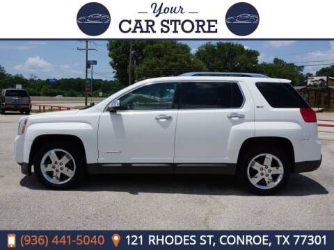 2012 GMC Terrain for sale at Your Car Store in Conroe TX