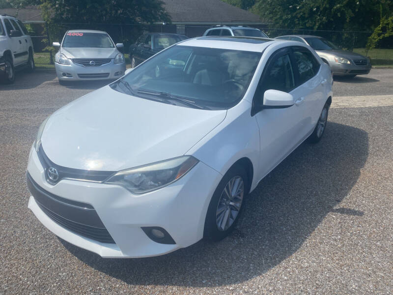 2014 Toyota Corolla for sale at 2nd Chance Auto Sales in Montgomery AL