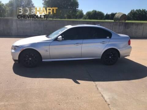 2011 BMW 3 Series for sale at BOB HART CHEVROLET in Vinita OK