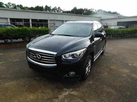 2014 Infiniti QX60 for sale at Paniagua Auto Mall in Dalton GA