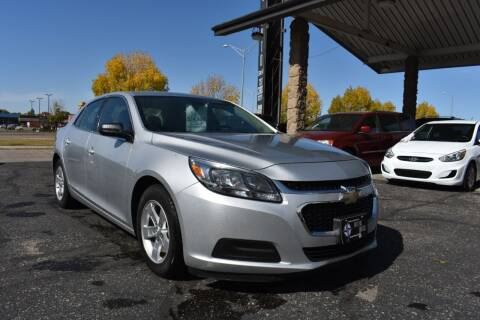 2014 Chevrolet Malibu for sale at Atlas Auto in Grand Forks ND
