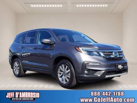 2019 Honda Pilot for sale at Jeff D'Ambrosio Auto Group in Downingtown PA