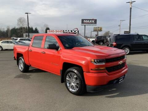 2018 Chevrolet Silverado 1500 for sale at Maxx Autos Plus in Puyallup WA