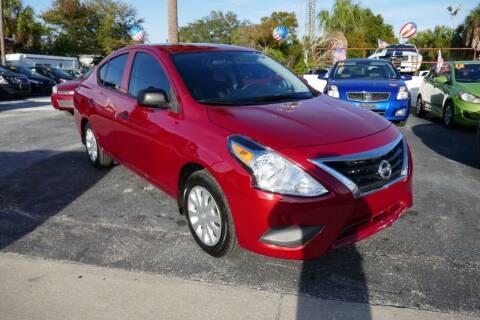 2015 Nissan Versa for sale at J Linn Motors in Clearwater FL