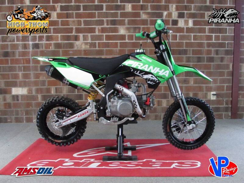 2021 Piranha P140re for sale at High-Thom Motors - Powersports in Thomasville NC