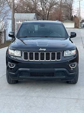 2014 Jeep Grand Cherokee for sale at Suburban Auto Sales LLC in Madison Heights MI