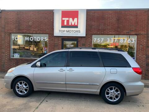 2006 Toyota Sienna for sale at Top Motors LLC in Portsmouth VA