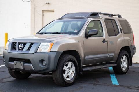 2005 Nissan Xterra for sale at Carland Auto Sales INC. in Portsmouth VA