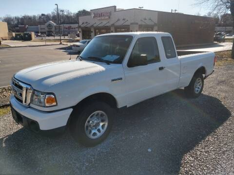 2010 Ford Ranger for sale at Wholesale Auto Inc in Athens TN