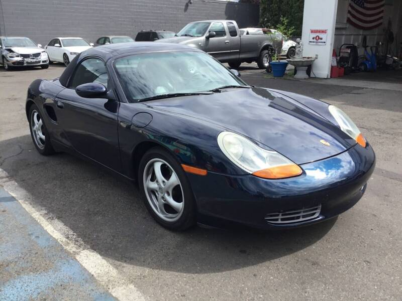 1998 Porsche Boxster for sale at Longoria Motors in Portland OR