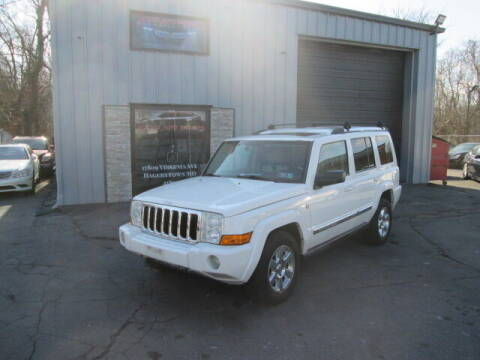 2007 Jeep Commander for sale at Access Auto Brokers in Hagerstown MD