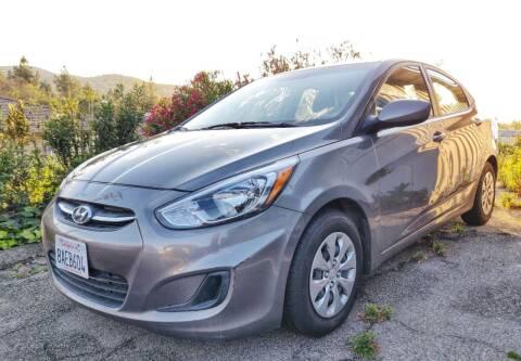 2017 Hyundai Accent for sale at Apollo Auto El Monte in El Monte CA