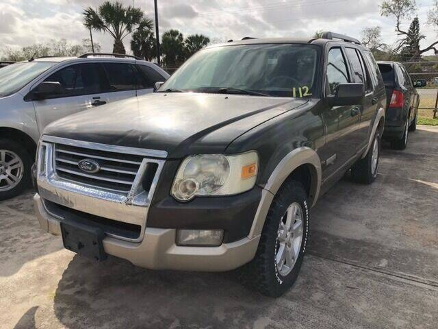2007 Ford Explorer for sale at Brownsville Motor Company in Brownsville TX