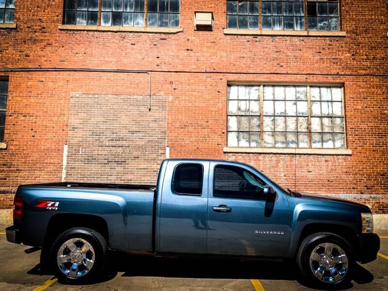 2011 Chevrolet Silverado 1500 for sale at Mickdiesel Motorplex in Amarillo TX