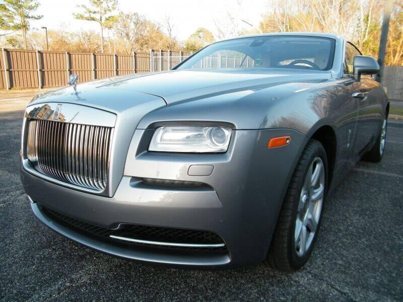 2015 Rolls-Royce Wraith for sale in Houston, TX