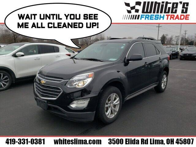 2016 Chevrolet Equinox for sale at White's Honda Toyota of Lima in Lima OH