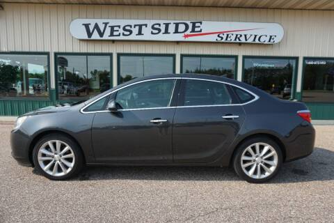 2014 Buick Verano for sale at West Side Service in Auburndale WI