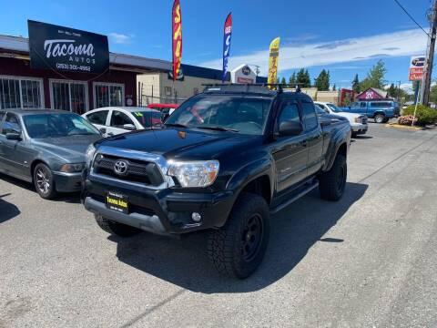 2013 Toyota Tacoma for sale at Tacoma Autos LLC in Tacoma WA