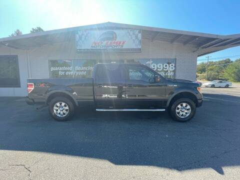 2010 Ford F-150 for sale at NO LIMIT MOTORSPORTS in Belmont NC