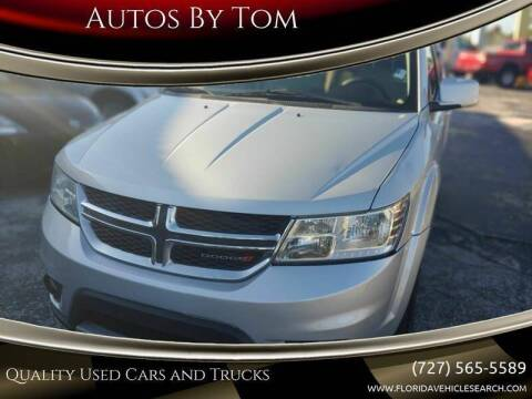 2012 Dodge Journey for sale at Autos by Tom in Largo FL