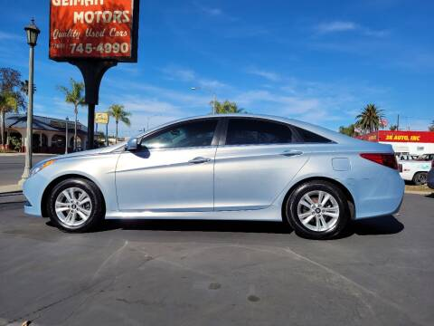 2014 Hyundai Sonata for sale at Geiman Motors in Escondido CA