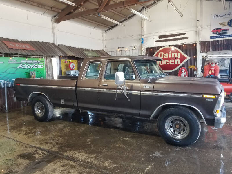 1978 Ford F-250 Ranger Camper Special for sale at Cool Classic Rides in Redmond OR