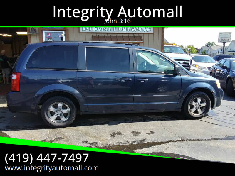 2009 Dodge Grand Caravan for sale at Integrity Automall in Tiffin OH