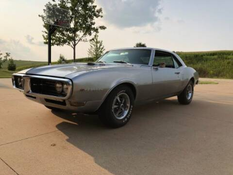 1968 Pontiac Firebird for sale at Classic Car Deals in Cadillac MI