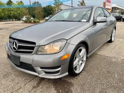 2015 Mercedes-Benz C-Class for sale at Southeast Auto Inc in Baton Rouge LA