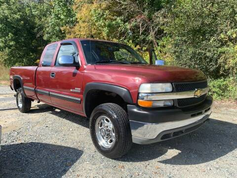 2001 Chevrolet Silverado 2500HD for sale at Charlie's Used Cars in Thomasville NC