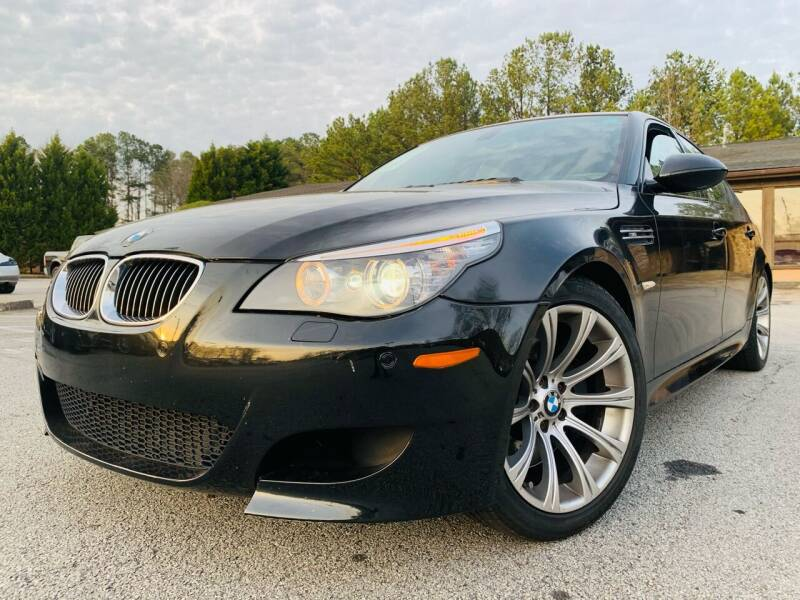 2009 BMW M5 for sale at Classic Luxury Motors in Buford GA