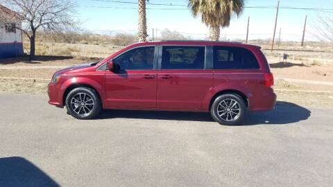 2019 Dodge Grand Caravan for sale at Ryan Richardson Motor Company in Alamogordo NM