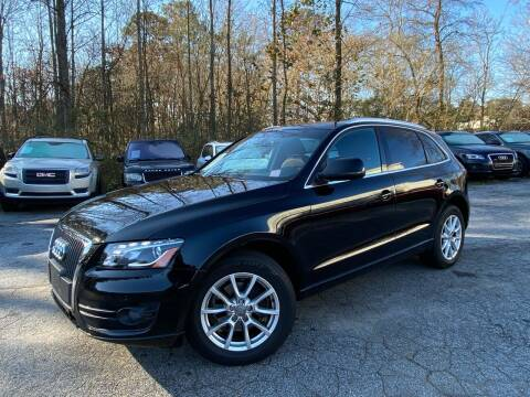 2012 Audi Q5 for sale at Car Online in Roswell GA
