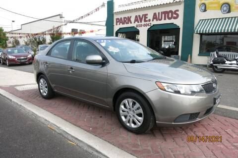 2012 Kia Forte for sale at PARK AVENUE AUTOS in Collingswood NJ