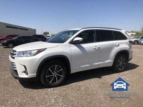 2017 Toyota Highlander for sale at MyAutoJack.com @ Auto House in Tempe AZ