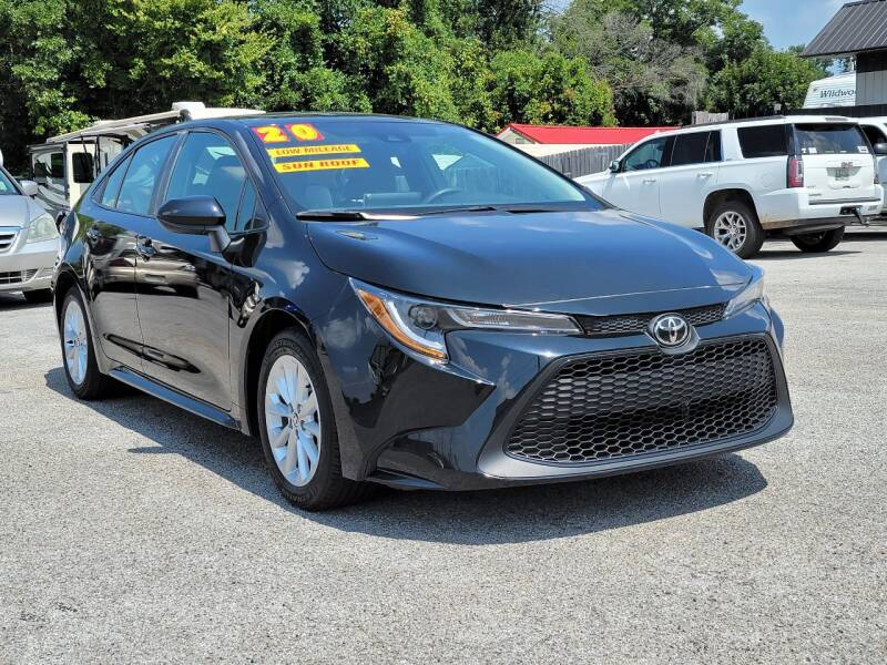 2020 Toyota Corolla for sale at AutoMart East Ridge in Chattanooga TN