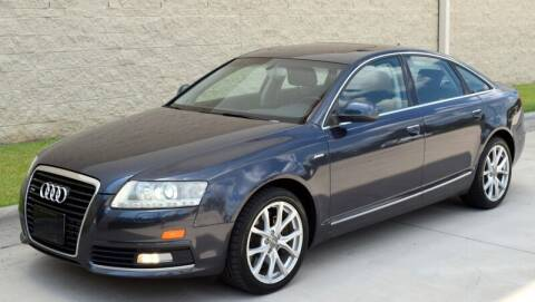 2010 Audi A6 for sale at Raleigh Auto Inc. in Raleigh NC