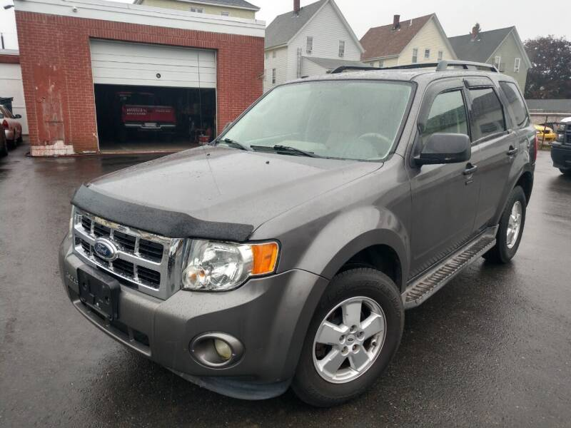 2009 Ford Escape for sale at A J Auto Sales in Fall River MA