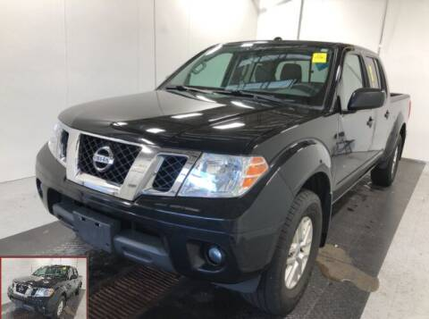 2016 Nissan Frontier for sale at Bluesky Auto in Bound Brook NJ