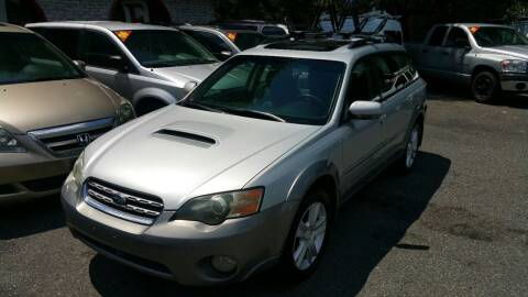 2005 Subaru Outback for sale at Ace Auto Brokers in Charlotte NC