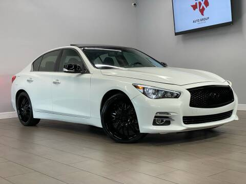 2015 Infiniti Q50 for sale at TX Auto Group in Houston TX