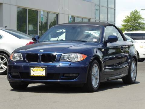 2010 BMW 1 Series for sale at Loudoun Motor Cars in Chantilly VA