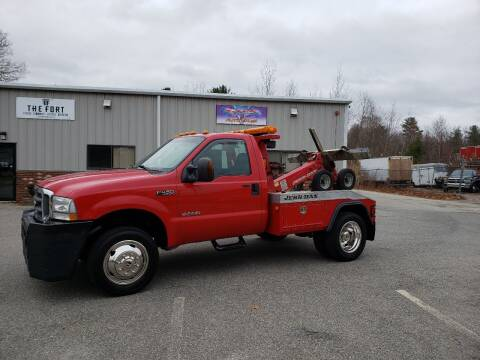 2004 Ford F-450 Super Duty for sale at GRS Auto Sales and GRS Recovery in Hampstead NH