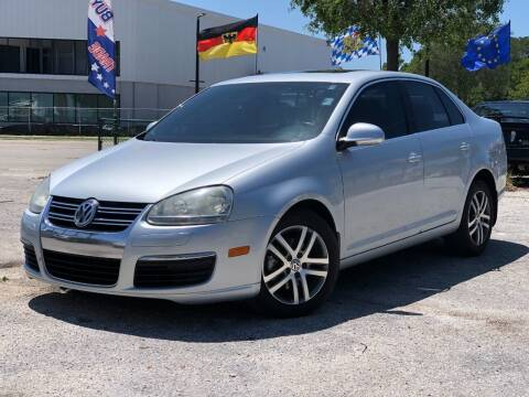 2006 Volkswagen Jetta for sale at Pro Cars Of Sarasota Inc in Sarasota FL