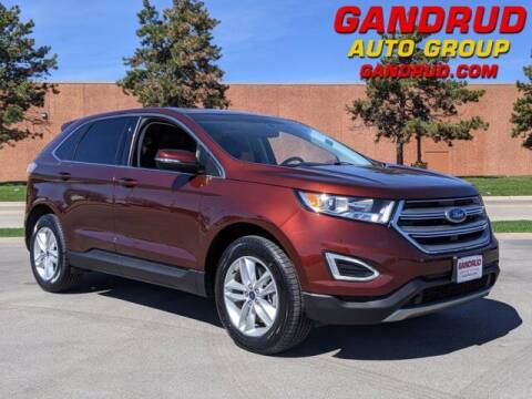 2016 Ford Edge for sale at Gandrud Dodge in Green Bay WI