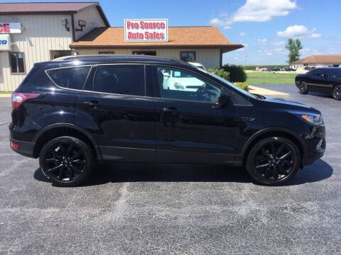 2018 Ford Escape for sale at Pro Source Auto Sales in Otterbein IN